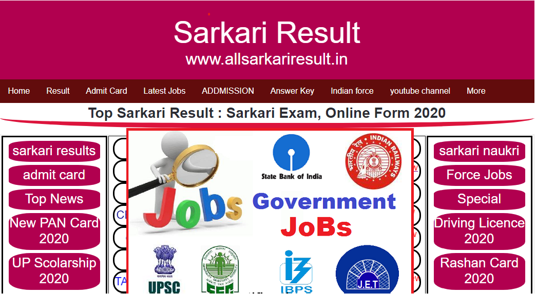 JSSC PGT exam admit card 2017-18